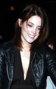 Ashley Greene at Bar Delux