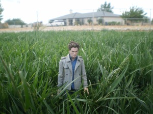 Edward in the Grass