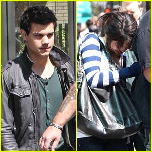Selena Gomez Taylor Lauter Pics