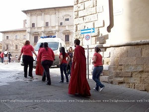 Montepulciano St Marcus Day Clothes