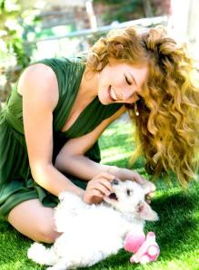 Rachelle Lefevre Modern Dog