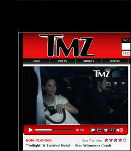 Ashley Greene Car Crush