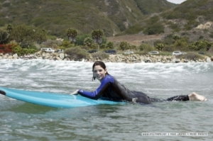 Ashley Greene Surfing1