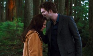Edward Kisses Bella goodbye Still