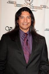 Gil Birmingham at 2009 Vision Awards