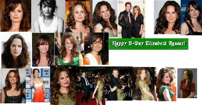 Happy Bday Elizabeth Reaser