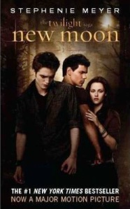 New Moon Poster Book Cover