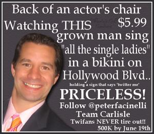 Peter needs followers2