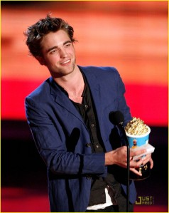 Rob Wins Breakthrough Male Performance
