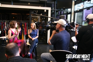 Ashley Greene Saturday Night Magazine E! Interview