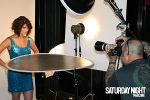 Ashley Greene Saturday Night Magazine Photoshoot