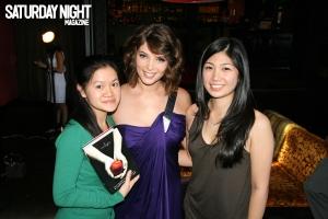 Ashley Greene Saturday Night Magazine