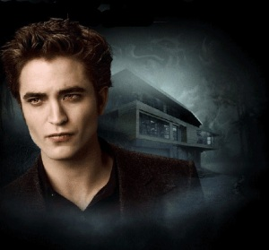 Edward and the Cullen House