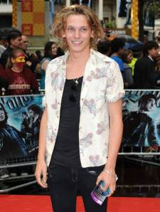Jamie Bower at Harry Potter Premiere