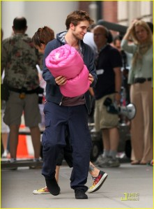 Rob Pink Sleeping Bag2