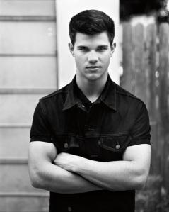 Taylor Lautner Interview Magazine