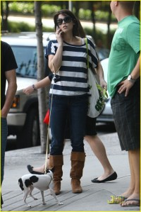 Ashley and Marlow go Shopping2