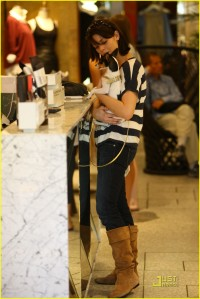 Ashley and Marlow go Shopping3