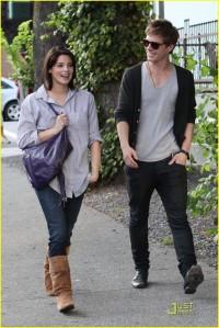 Ashley Greene and Xavier Samuel