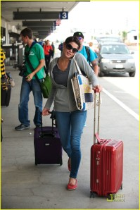 Ashley Greene at LAX2