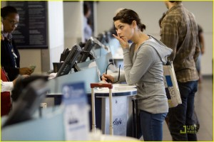 Ashley Greene at LAX3