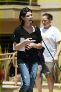 Ashley Greene out in LA
