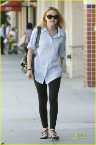Dakota Fanning Beverly Hills2