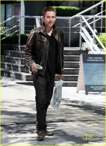 Jackson Rathbone out in Vancouver