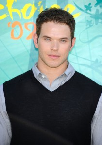Kellan Lutz at the 2009 Teen Choice Awards