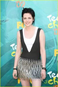 Kristen Stewart at the 2009 Teen Choice Awards