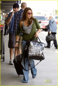 Nikki Reed at LAX2