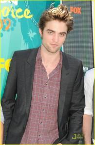 Robert Pattinson at the 2009 TCA