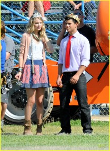 Taylor Swift and Taylor Lautner Valentine's Day Set