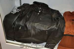 Twilight Black Leather Jacket