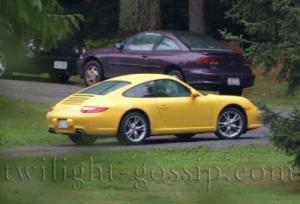 Alice's Porsche Eclipse