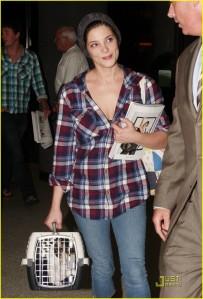 Ashley Greene Arrives At LAX2