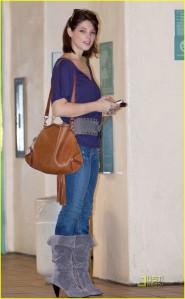 Ashley Greene at Casting Auditon2