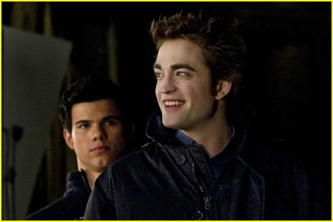 Behind the scenes of New Moon3
