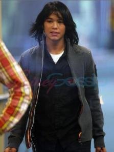 Boo Boo Stewart Vancouver Airport