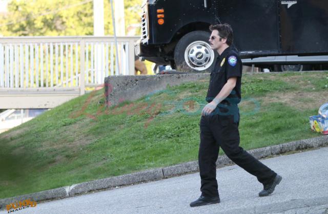 Charlie Swan on Eclipse Set