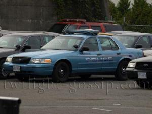 Charlie's Police Crusier