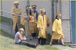 Eclipse Graduation Scene