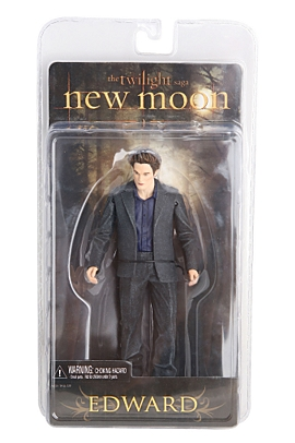 Edward Cullen New Moon Action Figure