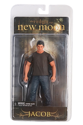 Jacob Black New Moon Action Figure