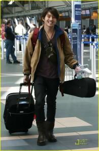 Justin Chon Leaving Vancouver