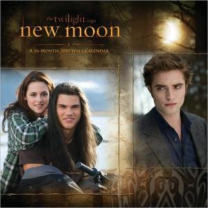 New Moon Calendar Cover