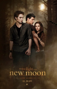 Offical New Moon Poster