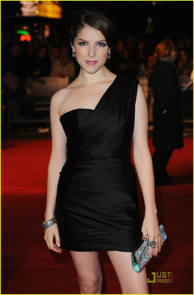 Anna Kendrick Up in The Air Premiere