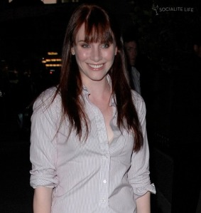 Bryce Dallas Howard Out in Vancouver