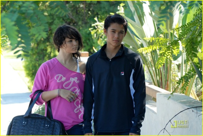 Fivel and Boo Boo Stewart